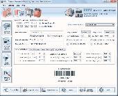 Retail Inventory Barcode Label Maker Screenshot