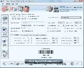 Retail Inventory Barcode Labels Screenshot