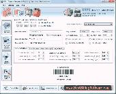 Retail Inventory Barcode Printer Screenshot