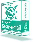 Secur-e-mail for Windows Screenshot