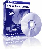 Shout Scan PLS ASX M3U Screenshot