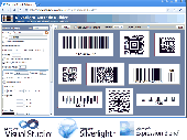 Silverlight Barcode Professional Screenshot