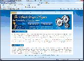 Speak Logic Information Analysis for Internet Expl Screenshot