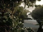SS Silent Lagoon - Animated Desktop Screensaver Screenshot