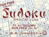 Sudoku Banzai Screenshot