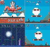 Super Mario Bros Forever - Flash Screenshot