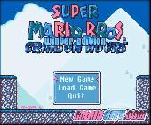 Super Mario Crimson Winter Screenshot