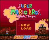 Super Mario the Dark Days Screenshot