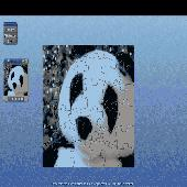 Super Panda Puzzle Game Screenshot