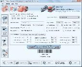 Supply Distribution Barcode Fonts Screenshot