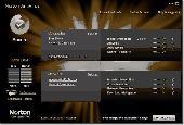 Screenshot of Symantec Norton Antivirus