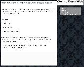 The History Of The Game Of Craps Guide Screenshot