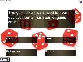 The History Of The Game Of Craps Quiz Screenshot
