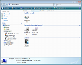 SkyDrive Explorer Screenshot