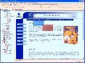 ThunderSite Web Design Edition Screenshot