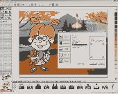 Toonworks Deluxe Screenshot