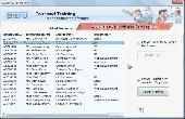 Training Management System Screenshot