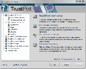 TrustPort PC Security 2010 Screenshot