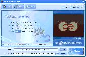 uSeesoft Video to AVI Converter Screenshot