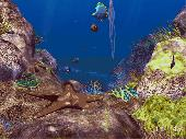 Under the Sea 3D ScreenSaver Screenshot