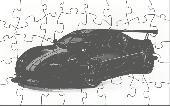 Unique Hoodia Super Car Puzzle Screenshot