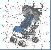 US Baby Stroller Puzzle Screenshot