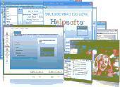 Screenshot of VB Activex Controls (HVEE 2008)