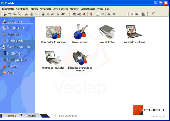 Veolab Screenshot
