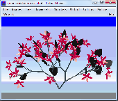 Virtual Flower Screenshot