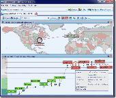Screenshot of VisualRoute