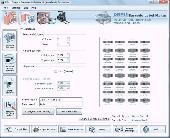 Warehouse Industry Barcode Generator Screenshot