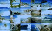 Wide Oceans Photo Screensaver Screenshot