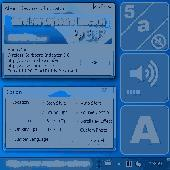 Wireless Keyboard Indicator Screenshot