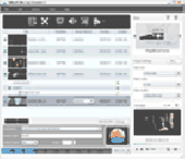 Xilisoft Blu-ray Creator Express JP Screenshot